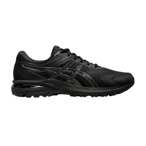 Men's Structured Running Shoes Asics GT 2000 8  Black 1011A690001