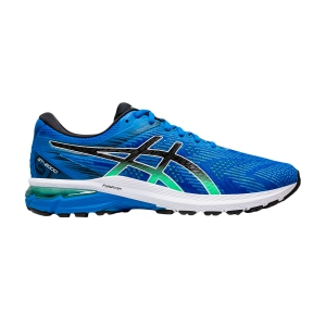 Men's Structured Running Shoes Asics GT 2000 8  Electric Blue/Black 1011A690401