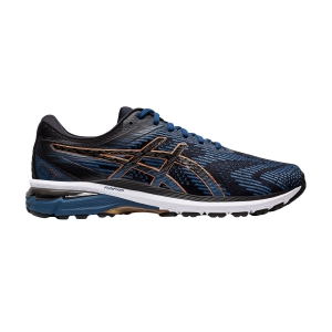 Scarpe Running Stabili Uomo Asics GT 2000 8  Grand Shark/Black 1011A690400