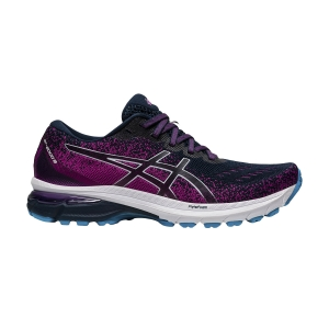 Zapatillas Running Estables Mujer Asics GT 2000 9 Knit  French Blue/White 1012A867400
