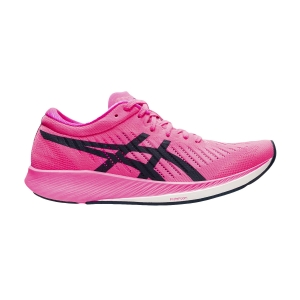 Zapatillas Running Performance Mujer Asics Metaracer  Hot Pink/French Blue 1012A580700