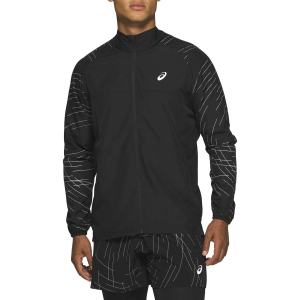Asics Night Track Jacket - Night Track/Black