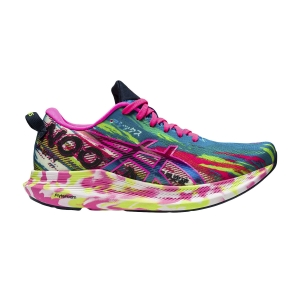 Zapatillas Running Performance Mujer Asics Noosa Tri 13  Digital Aqua/Hot Pink 1012A898400