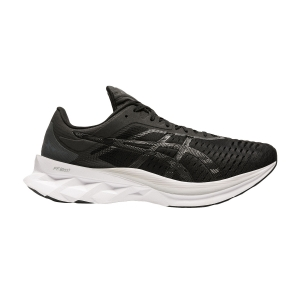 Men's Performance Running Shoes Asics Novablast  Black/Carrier Grey 1011A681002