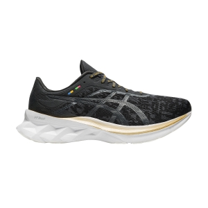 Men's Performance Running Shoes Asics Novablast  Black/Graphite Grey 1011B059001