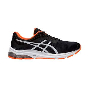 Scarpe Running Neutre Uomo Asics Gel Pulse 11  Black/White 1011A550003