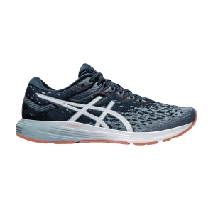 Men's Performance Running Shoes Asics DynaFlyte 4  Light Steel/White 1011A549403
