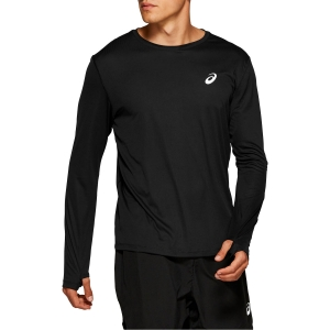 Camisetas Running Hombre Asics Silver Camisa  Performance Black 2011A010001