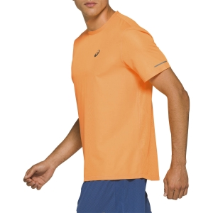 Men's Running T-Shirt Asics Ventilate TShirt  Orange Pop 2011A766800