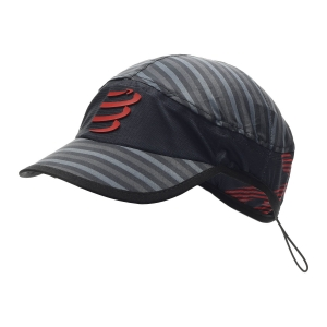 Hats & Visors Compressport Pro Racing Cap  Black CU00003B990