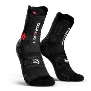 Compressport Pro Racing V3.0 Trail Calze - Black