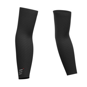 Arm Warmer Compressport Under Control Arm Sleeves  Black SU00009B990