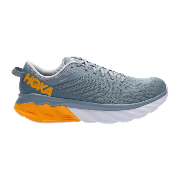 Hoka One One Arahi 4 - Lead/Lunar Rock