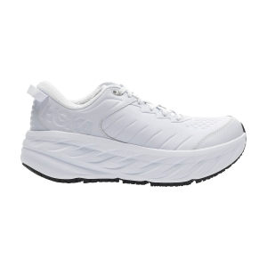 Men's Sneakers Hoka One One Bondi SR  White 1110520WWH