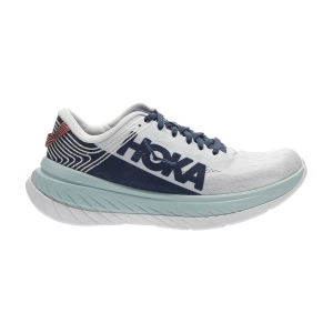 Men's Performance Running Shoes Hoka One One Carbon X  Nimbus Cloud/Moonlight Ocean 1102886NCMO