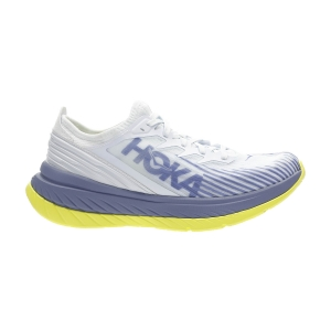 Men's Performance Running Shoes Hoka One One Carbon XSPE  White/Blue Ice 1110512WBIC