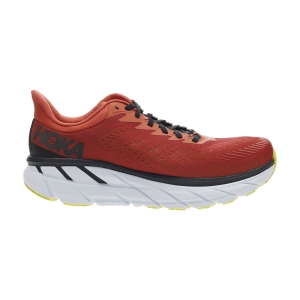Hoka One One Clifton 7 - Chili/Black