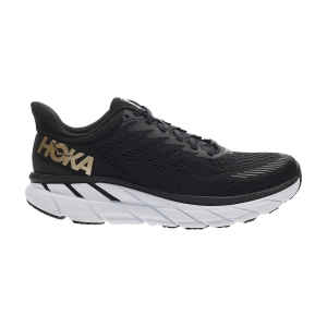 Hoka One One Clifton 7 - Black/Bronze