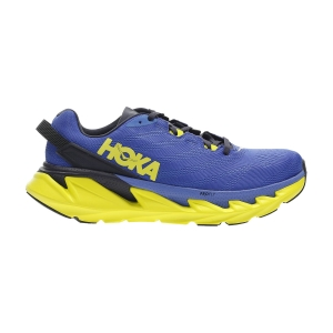 Men's Performance Running Shoes Hoka One One Elevon 2  Amparo Blue/Evening Primrose 1106477ABEP