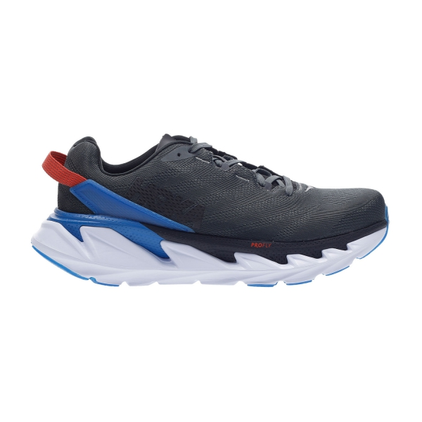 Hoka One One Elevon 2 - Black Shadow/Imperial Blue