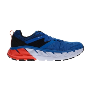 Men's Structured Running Shoes Hoka One One Gaviota 2  Imperial Blue/Anthracite 1099629IBAN