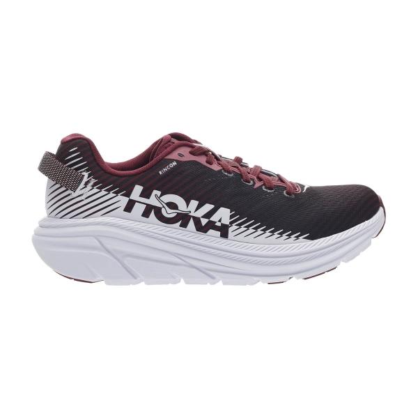 Hoka One One Rincon 2 - Cordovan/White