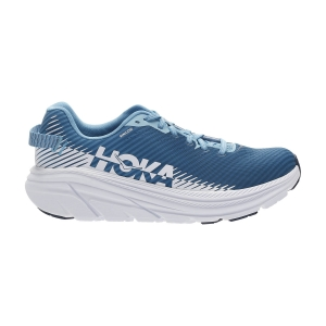 Men's Neutral Running Shoes Hoka One One Rincon 2  Blue Moon/White 1110514BMWH