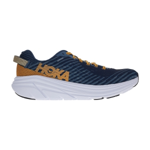 Men's Neutral Running Shoes Hoka One One Rincon  Majolica Blue/Lead 1102874MBLD