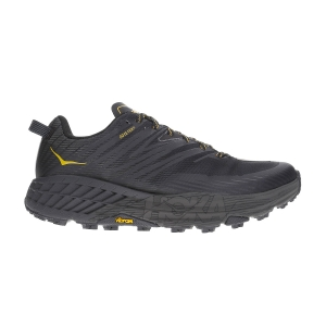 Hoka One One Speedgoat 4 GTX - Anthracite/Dark Gull Grey