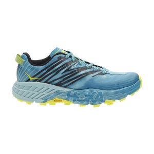 Hoka One One Speedgoat 4 - Capri Breeze/Angel Blue