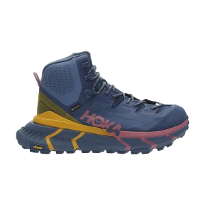 Men's Outdoor Shoes Hoka One One Tennine Hike GTX  Moroccan Blue/Saffron 1113510MBSF