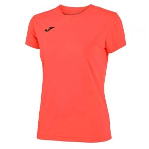 Joma Combi Classic T-Shirt - Coral Fluor