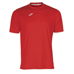 Joma Combi Classic T-Shirt - Red