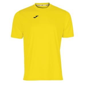 Joma Combi Classic T-Shirt - Yellow