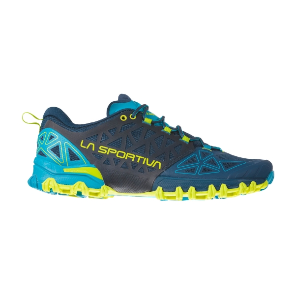 La Sportiva Bushido II - Opal/Apple Green