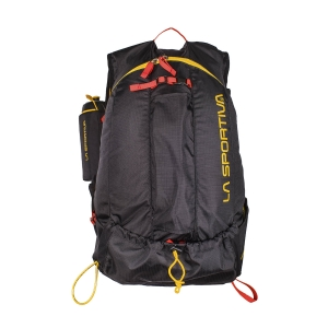 Sport Backpack La Sportiva Course Backpack  Black/Yellow 49U999100