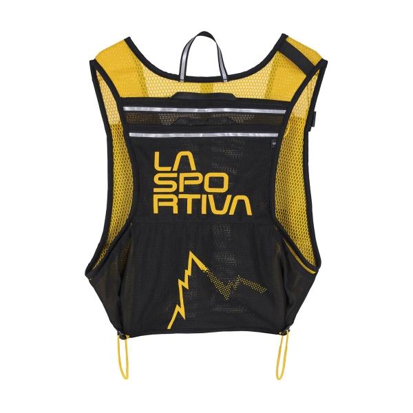 La Sportiva Racer Backpack - Black/Yellow