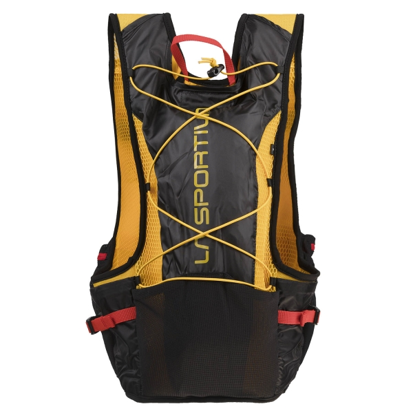 La Sportiva Trail Backpack - Black/Yellow