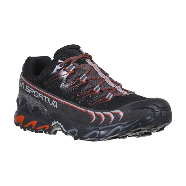 La Sportiva Ultra Raptor GTX - Black/Poppy