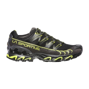 Men's Trail Running Shoes La Sportiva Ultra Raptor  Black/Apple Green 16U999705