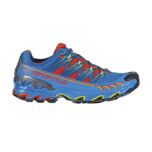Men's Trail Running Shoes La Sportiva Ultra Raptor  Neptune/Poppy 16U619311