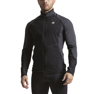 Men's Outdoor Jacket and Shirt Mico Artica Full Zip Shirt  Nero MA 0936 007
