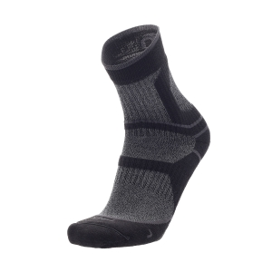 Running Socks Mico Trekking Coolmax Medium Socks  Antracite/Grigio CA 3058 315
