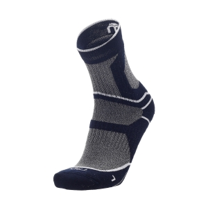 Running Socks Mico Trekking Coolmax Medium Socks  Blu CA 3058 002