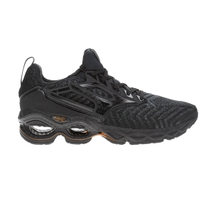 Men's Neutral Running Shoes Mizuno Wave Creation Waveknit 3  Dark Shadow/Black J1GC203309