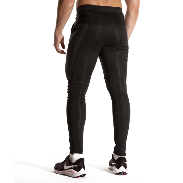 Mizuno Hineri Hybrid Breath Thermo Tights - Black