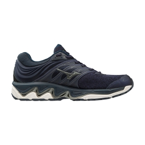 Men's Structured Running Shoes Mizuno Wave Paradox 5  Medieval Blue/Metallic Shadow/Dress Blues J1GC184058