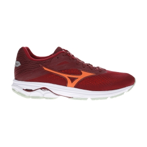 Men's Neutral Running Shoes Mizuno Wave Rider 23  Tawny Port/Tangerine Tango/Bok Choy J1GC190357