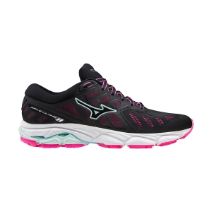 Mizuno Wave Ultima 11 - Black/Fairy Aqua/Pink Glo