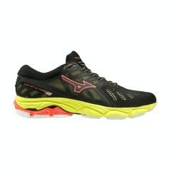 Mizuno Wave Ultima 11 - Black/Fiery Coral